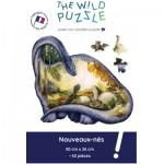 The-Wild-Puzzle-759962 Puzzle en Bois - Nouveaux-Nés