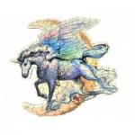 Puzzle en Bois - Les Ailes de Licorne
