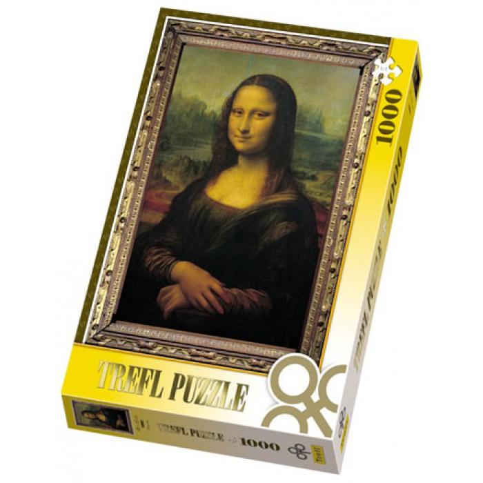 Léonard de Vince : Mona Lisa, La Joconde