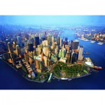 Puzzle  Trefl-10222 USA, New-York