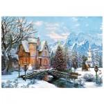 Puzzle  Trefl-10439 Winter Landscape