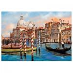 Puzzle  Trefl-10460 Canal Grande, Venise