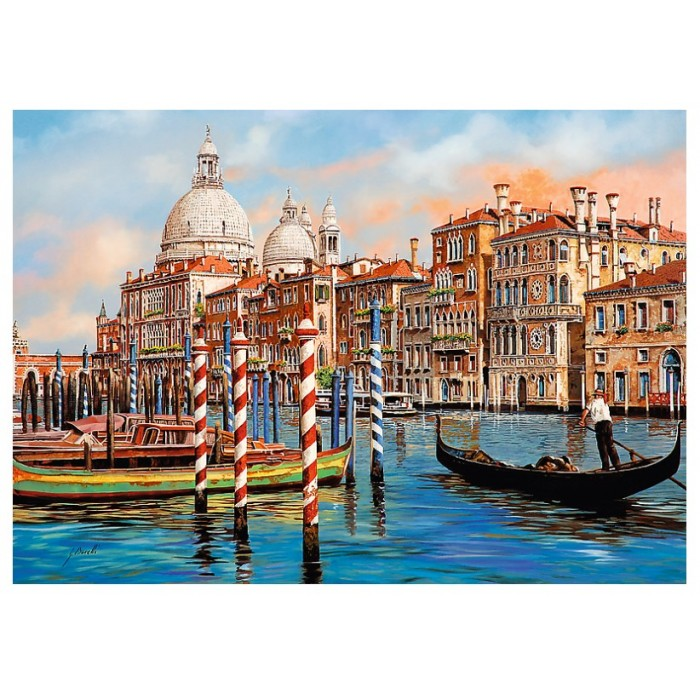 Canal Grande, Venise