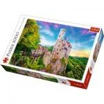 Puzzle  Trefl-10497 Château de Lichtenstein