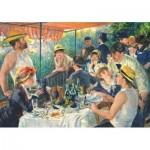 Puzzle  Trefl-10499 Pierre-Auguste Renoir - Le Déjeuner des Canotiers