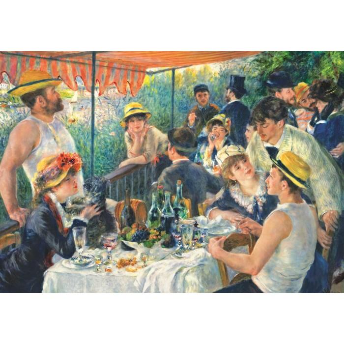 Pierre-Auguste Renoir - Le Déjeuner des Canotiers