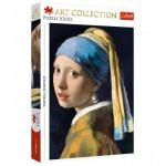 Puzzle  Trefl-10522 Vermeer Johannes - La Jeune Fille à la Perle