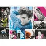 Puzzle  Trefl-10541 Elvis Presley