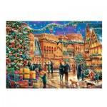 Puzzle  Trefl-10554 Christmas Market