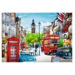 Puzzle  Trefl-10557 Londres