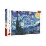 Puzzle  Trefl-10560 Vincent Van Gogh - La Nuit Etoilée