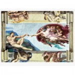 Puzzle  Trefl-10590 Michel Ange : The Creation of Adam