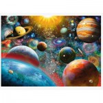 Puzzle  Trefl-10624 Univers