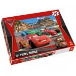 Puzzle  Trefl-13123 Cars, la belle équipe