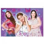 Puzzle  Trefl-13168 Pièces XXL - Violetta