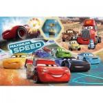 Puzzle  Trefl-13239 Pièces XXL - Cars