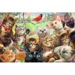 Puzzle  Trefl-13241 Pièces XXL - Kittens