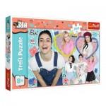 Puzzle  Trefl-13258 Pièces XXL - Disney Bia