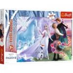 Puzzle  Trefl-13265 La Reine des Neiges II
