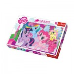 Puzzle  Trefl-14182 Maxi Pièces : My Little Pony
