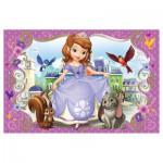 Puzzle  Trefl-14208 Pièces XXL - Princesse Sofia