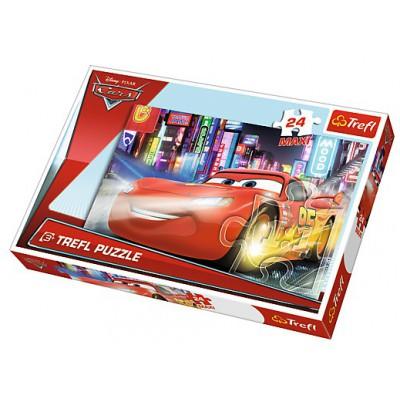 Puzzle Trefl-14235 Pièces XXL - Cars