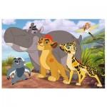 Puzzle  Trefl-14240 Pièces XXL - Disney Lion Guard