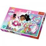 Puzzle  Trefl-14267 Pièces XXL - Nella