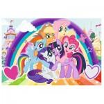 Puzzle  Trefl-14269 Pièces XXL - My Little Pony