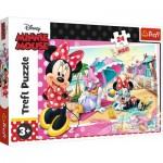 Puzzle  Trefl-14292 Pièces XXL - Minnie