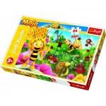 Puzzle  Trefl-14297 Pièces XXL - Maya l'Abeille