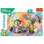 Puzzle  Trefl-14319 Pièces XXL - Treflikow