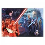 Puzzle  Trefl-15340 Star Wars