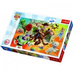 Puzzle  Trefl-15367 Toy Story 4