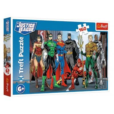 Puzzle Trefl-15400 Justice League