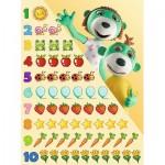 Puzzle  Trefl-15554 Les Nombres