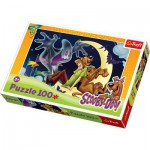 Puzzle  Trefl-16197 Scooby-doo : Cauchemars