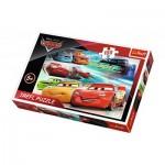 Puzzle  Trefl-16337 Cars