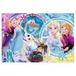 Puzzle  Trefl-16340 La Reine des Neiges