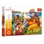 Puzzle  Trefl-16359 Disney - Le Roi Lion