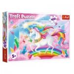 Puzzle  Trefl-16364 Licorne