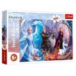 Puzzle  Trefl-16366 La Reine des Neiges II