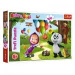 Puzzle  Trefl-16370 Masha and the Bear