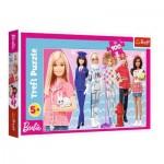 Puzzle  Trefl-16385 Barbie