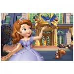 Puzzle  Trefl-17239 Princesse Sofia devant son Palais
