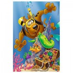 Puzzle  Trefl-17287 Scooby-Doo