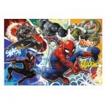 Puzzle  Trefl-17311 Spider-Man