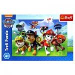 Puzzle  Trefl-17321 Pat Patrouille