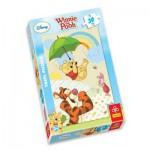 Puzzle  Trefl-18154 Winnie l'ourson : Dansons sous la pluie