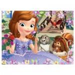 Puzzle  Trefl-18196 Princesse Sofia